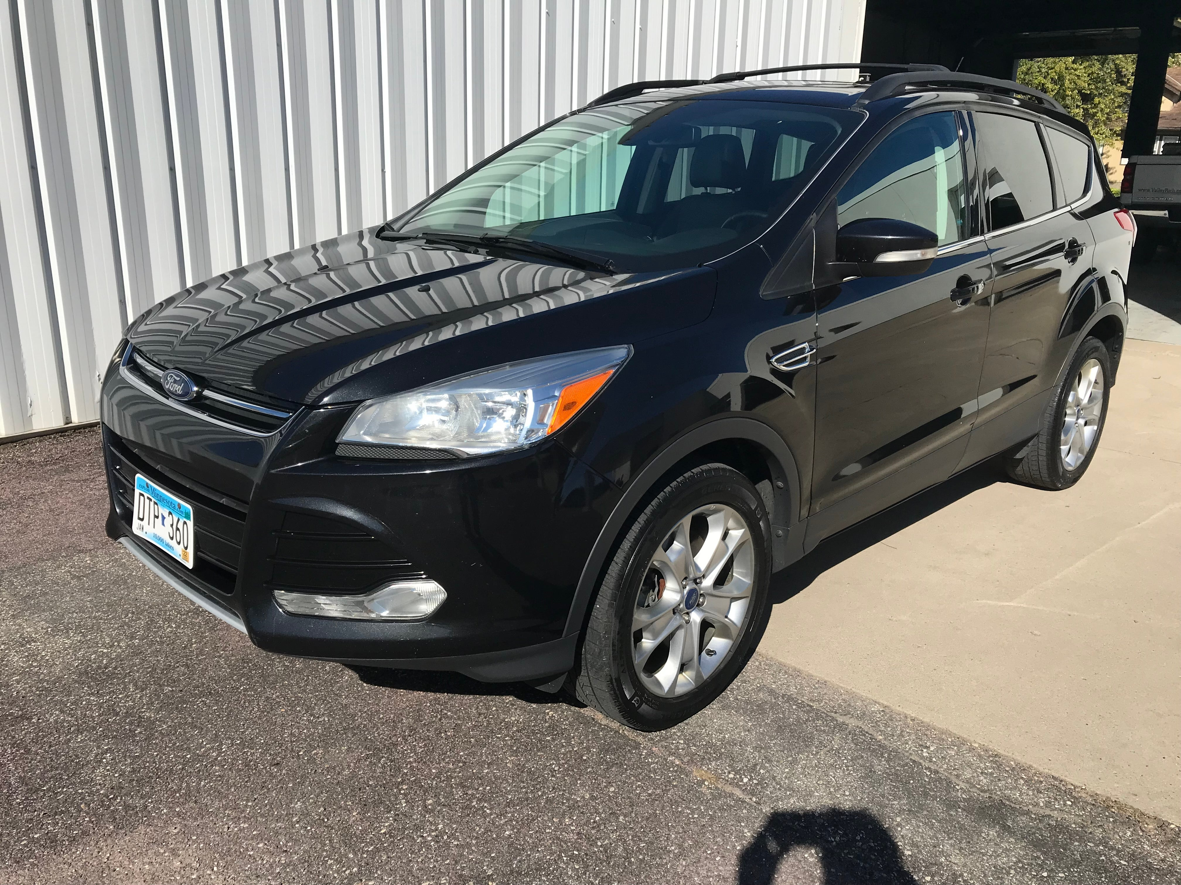 Used 2013 Ford Escape SEL with VIN 1FMCU9H96DUD93165 for sale in Arlington, Minnesota