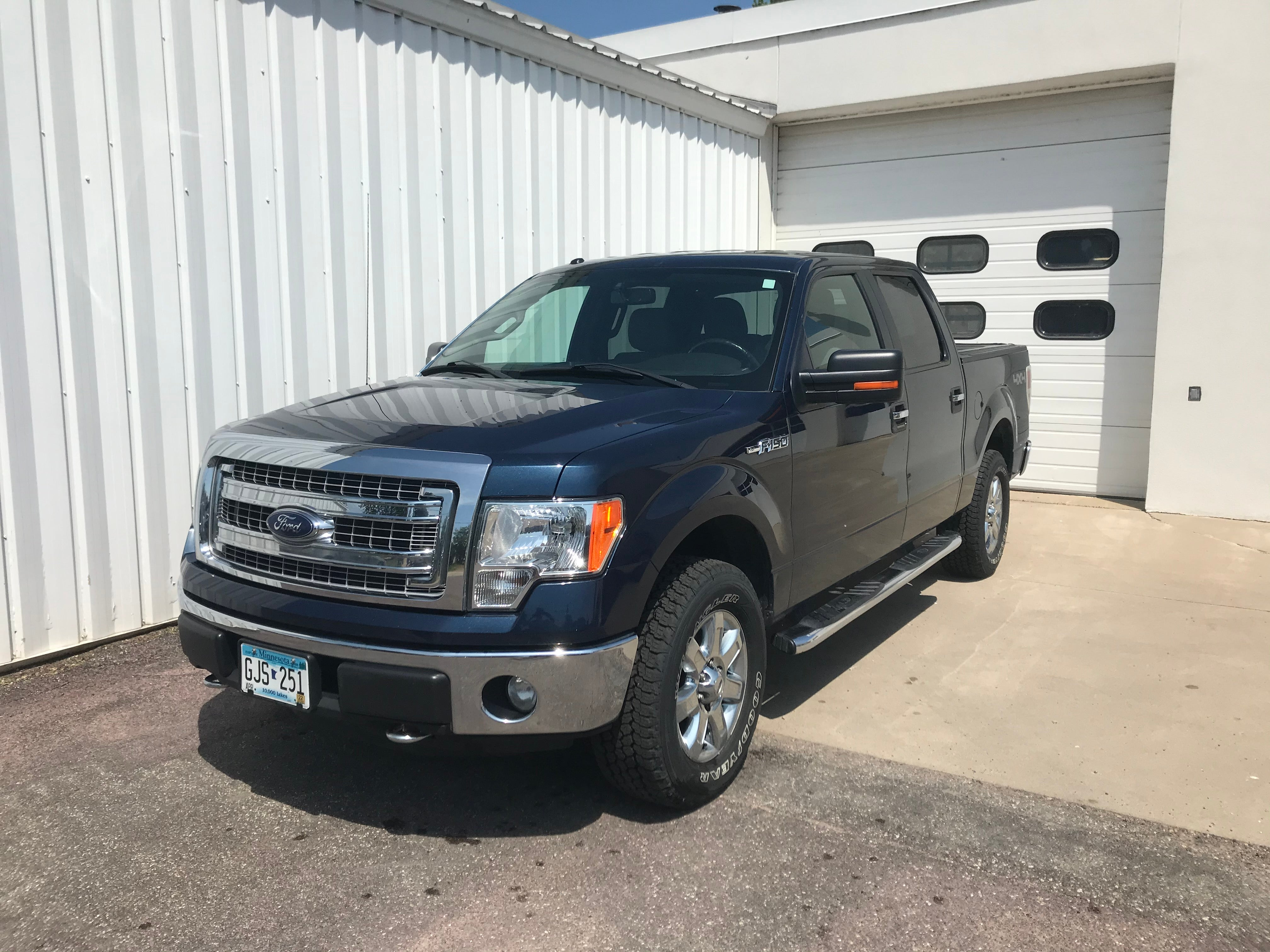 Used 2014 Ford F-150 FX4 with VIN 1FTFW1EF8EKD31951 for sale in Arlington, Minnesota