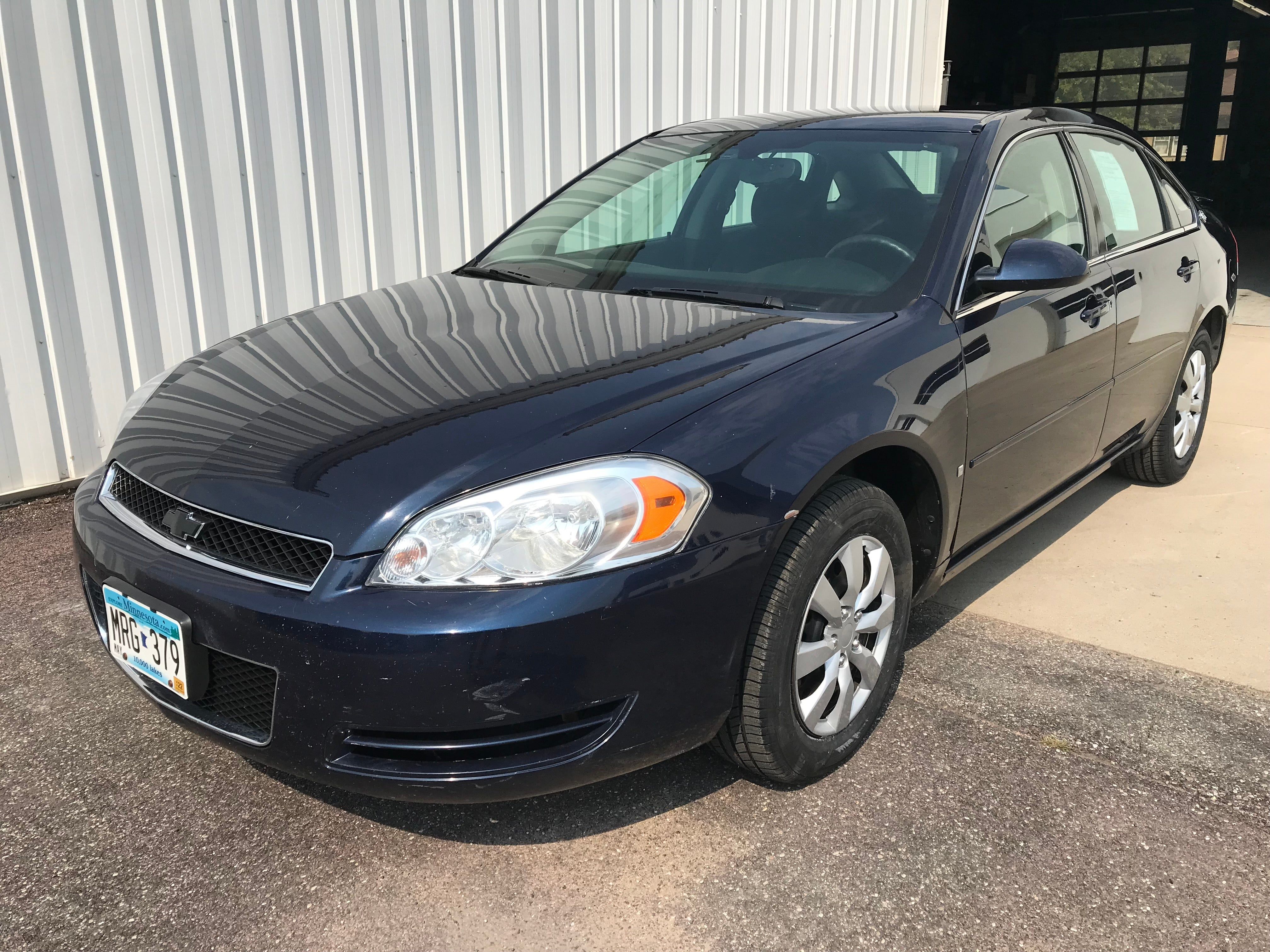 Used 2007 Chevrolet Impala LS with VIN 2G1WB58K079324274 for sale in Arlington, Minnesota